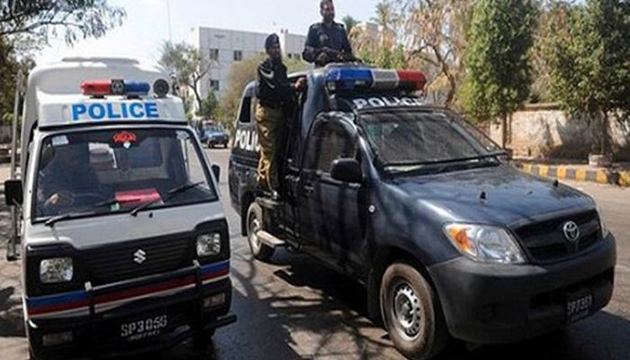 کار لفٹر گروہ کے کارندوں سمیت 17 ملزمان گرفتار، اسلحہ اور منشیات برآمد