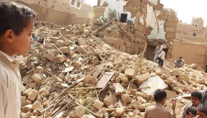 یمن میں شہری ہلاکتیں، حوثیوں کیخلاف لڑنے والے سعودی اتحاد کا ٹرائل