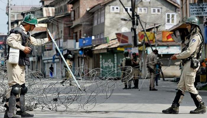 عالمی برادری مقبوضہ کشمیر میں مودی کے مظالم بند کروائے، ویانا میں سیمینار