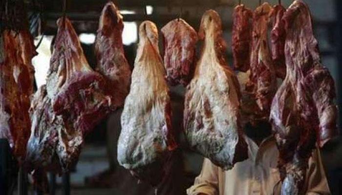 غیر قانونی ذبیحہ ، 257کلو گوشت ضبط