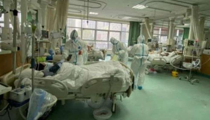 چینی کورونا وائرس کے باعث مساجد اور گرجا گھر ویران