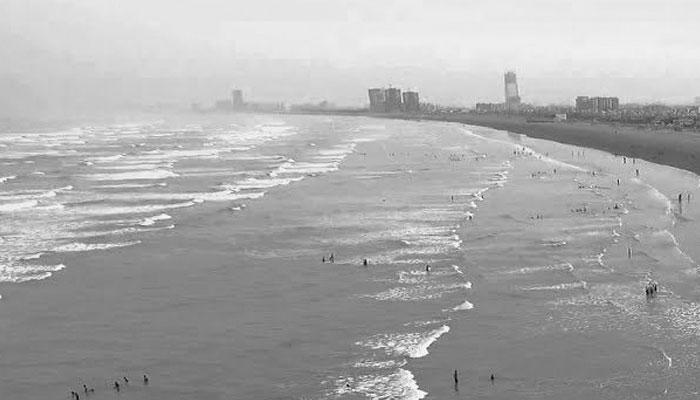 سی ویو کے قریب سمندر میں ڈوب کر 25سالہ نامعلوم نوجوان جاں بحق
