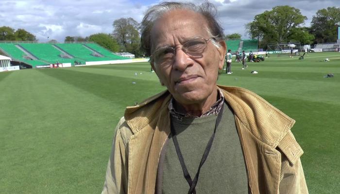 عمران کو اپنے فلیٹ میں دیکھ کر حیران ہوگیا، سینئر صحافی قمر احمد