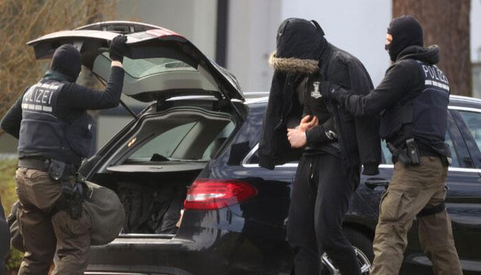 جرمنی، مساجد پر حملوں کی منصوبہ بندی، دہشت گرد گروہ کے 12 ارکان گرفتار