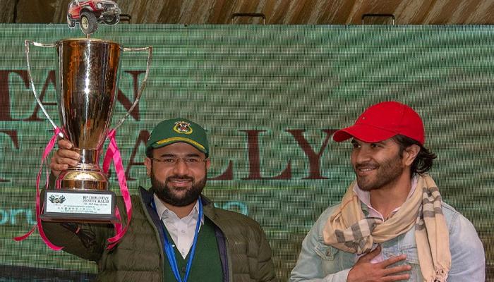 چولستان جیپ ریلی، فیروز خان نے دوسری پوزیشن حاصل کرلی