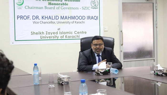 وقت نے دو قومی نظریےکو صحیح ثابت کر دیا ہے، ڈاکٹر خالد عراقی