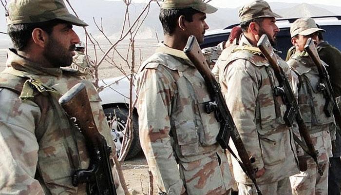 اسمگلنگ کیخلاف بلوچستان میں ایف سی کو کسٹم کے اختیارات دیدیئے گئے