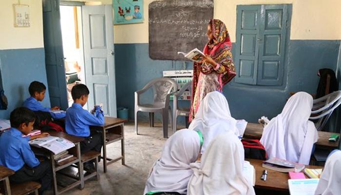 کراچی ریجن، 1447 پرائمری اور جونیئر اسکول ٹیچرز کی ترقی