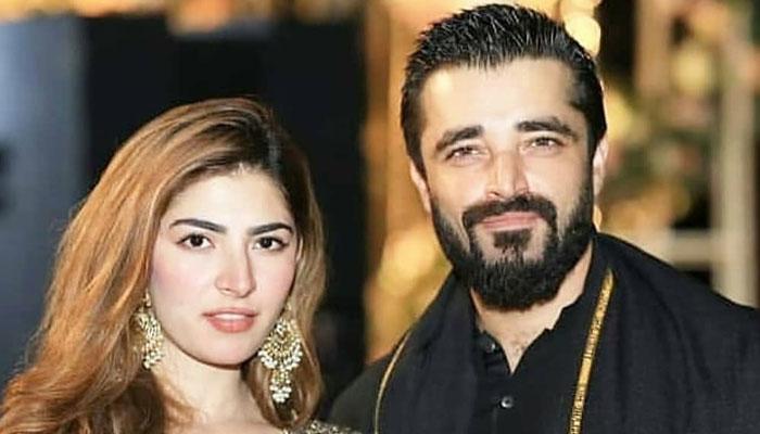 اندازہ نہیں تھا نیمل بیوی اور اللہ کا بہترین تحفہ بن جائیگی، حمزہ علی عباسی