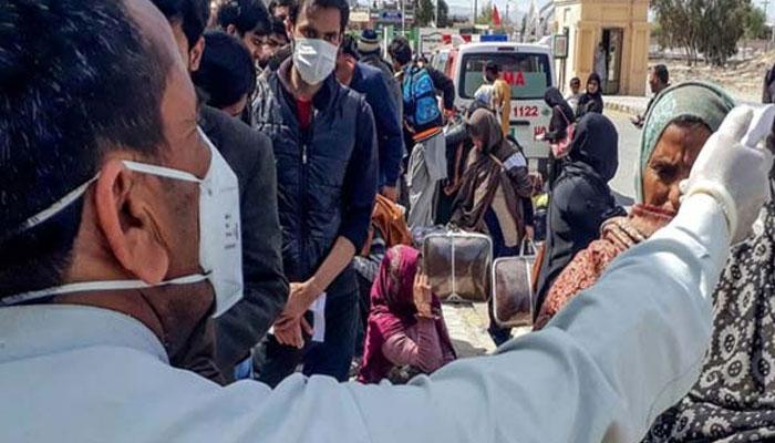 ایران سے مزید 13 پاکستانی تفتان بارڈر پہنچ گئے