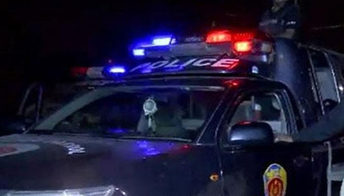 پولیس اور ڈاکوؤں کا مقا بلہ، 2زخمی حالت میں گرفتار، اسلحہ برآمد
