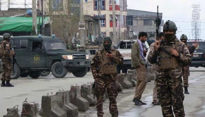افغانستان، داعش کامقامی سربراہ ساتھیوں سمیت گرفتار