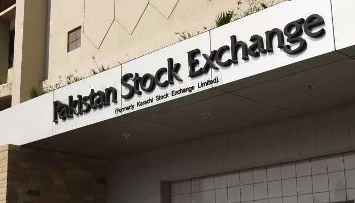 اسٹاک مارکیٹ، کاروباری ہفتے کے آغاز پر رجحان میں تبدیلی، 1043 پوائنٹس کی کمی، 31 ہزار کی حد سے نیچے آگیا