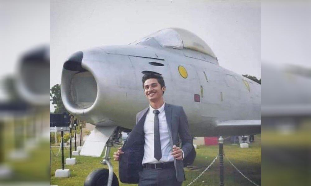 ملکی تاریخ میں پہلی بار ہندو نوجوان پاک فضائیہ میں پائلٹ بھرتی