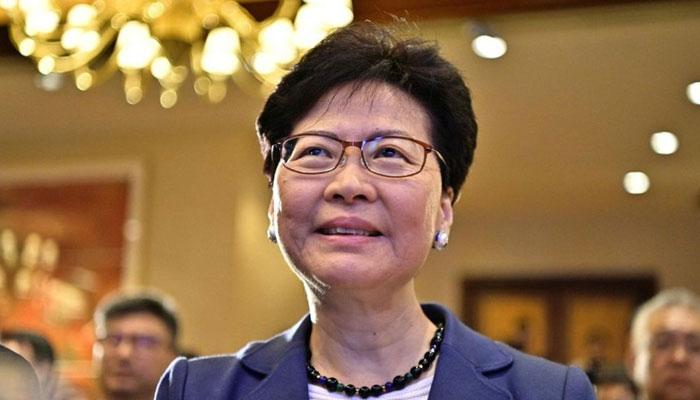 ہانگ کانگ چیف ایگزیکٹو کی غیرملکی سرمایہ کاروں کو تحفظ کی یقین دہانی