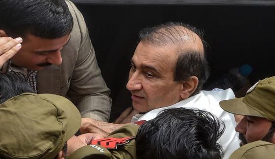 میر شکیل الرحمٰن کو قیدکرنا جنگ گروپ پر دسترس کی کوشش ہے، مقررین