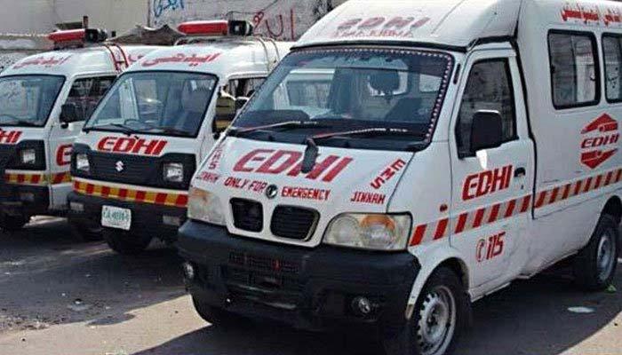 حادثات میں 5 افراد ہلاک، 14 زخمی ، 2 موٹرسائیکلیں ٹکرا گئیں