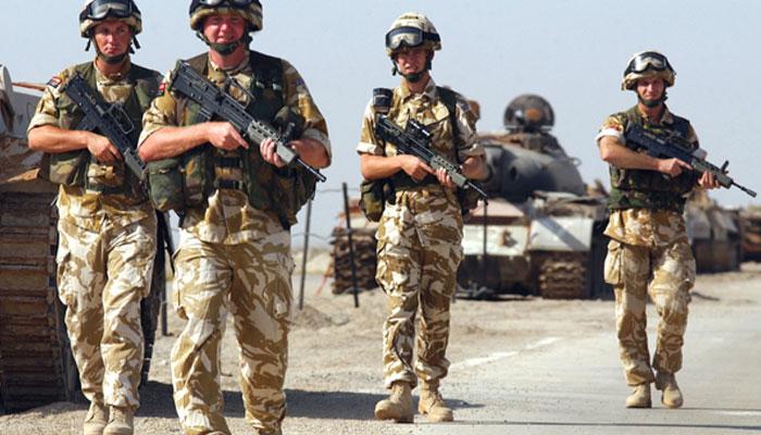 برطانوی فوجیوں کے خلاف عراق میں جنگی جرائم کے ایک ہزار سے زیادہ الزامات خارج