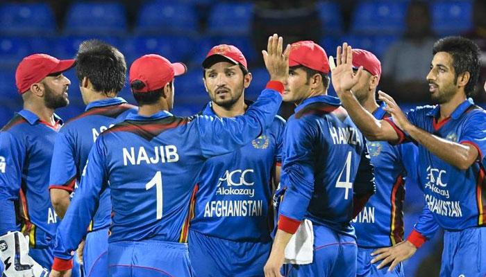افغانستان کرکٹ ٹیم کابل میں ٹریننگ کریگی