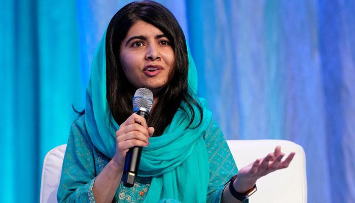 انصاف کیلئے سیاہ فام کمیونٹی کے ساتھ ہوں، ناانصافی برداشت نہیں کرینگے، ملالہ یوسفزئی