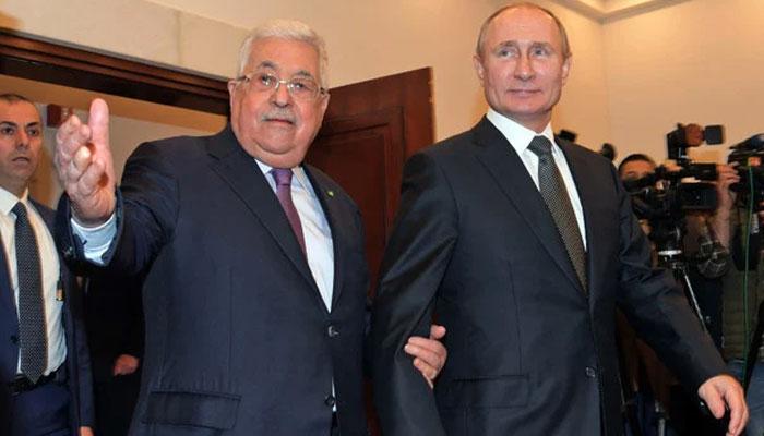 فلسطین کی روسی ثالثی میں اسرائیل سے مذاکرات کی پیشکش