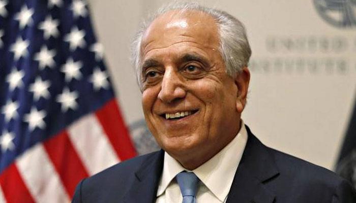 زلمے خلیل زاد پاکستان،قطر اور افغانستان کے دورے پر روانہ