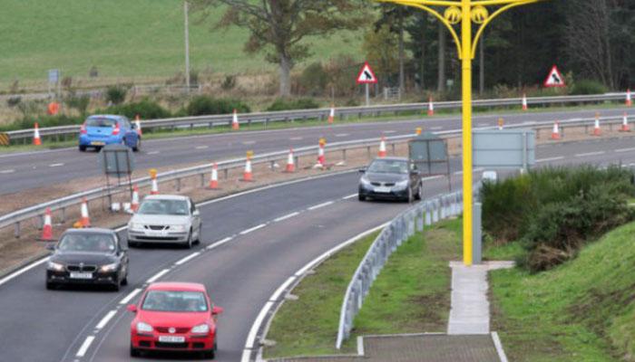 برطانیہ، کورونا لاک ڈاؤن میں بھی حد رفتار کی خلاف ورزیاں جاری ہیں