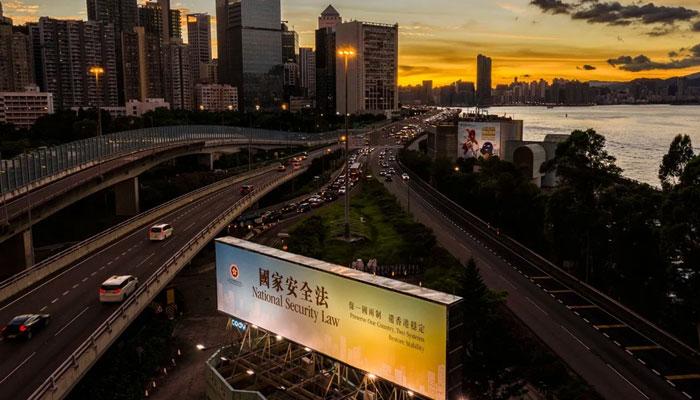 چین نے ہانگ کانگ کیلئے متنازع قومی سلامتی کے قانون کی منظوری دے دی