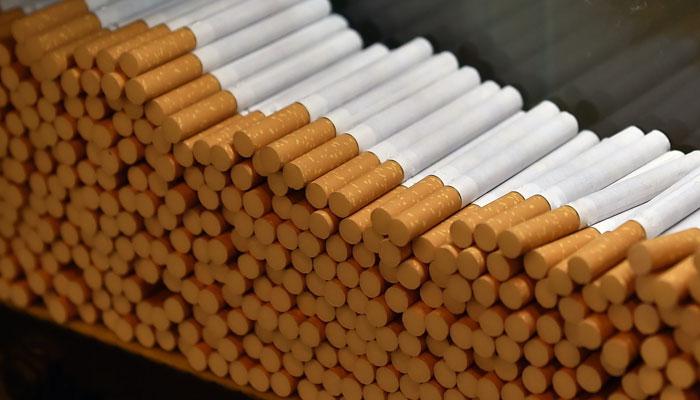 3 لاکھ 70ہزار سگریٹ ضبط