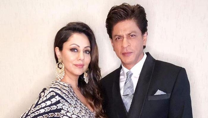 شاہ رخ خان کا اہلیہ گوری کی پوسٹ پر کمنٹ وائرل ہوگیا
