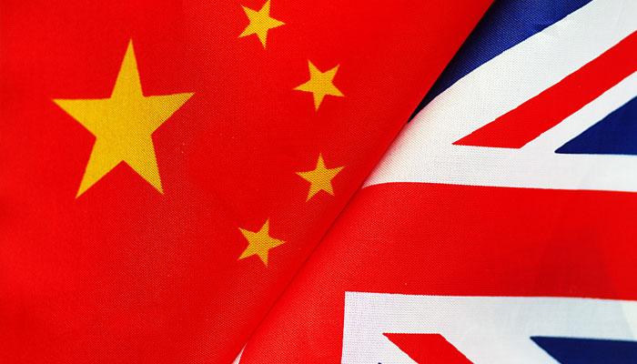 ہانگ کانگ میں مداخلت پر برطانیہ کو چین کا انتباہ