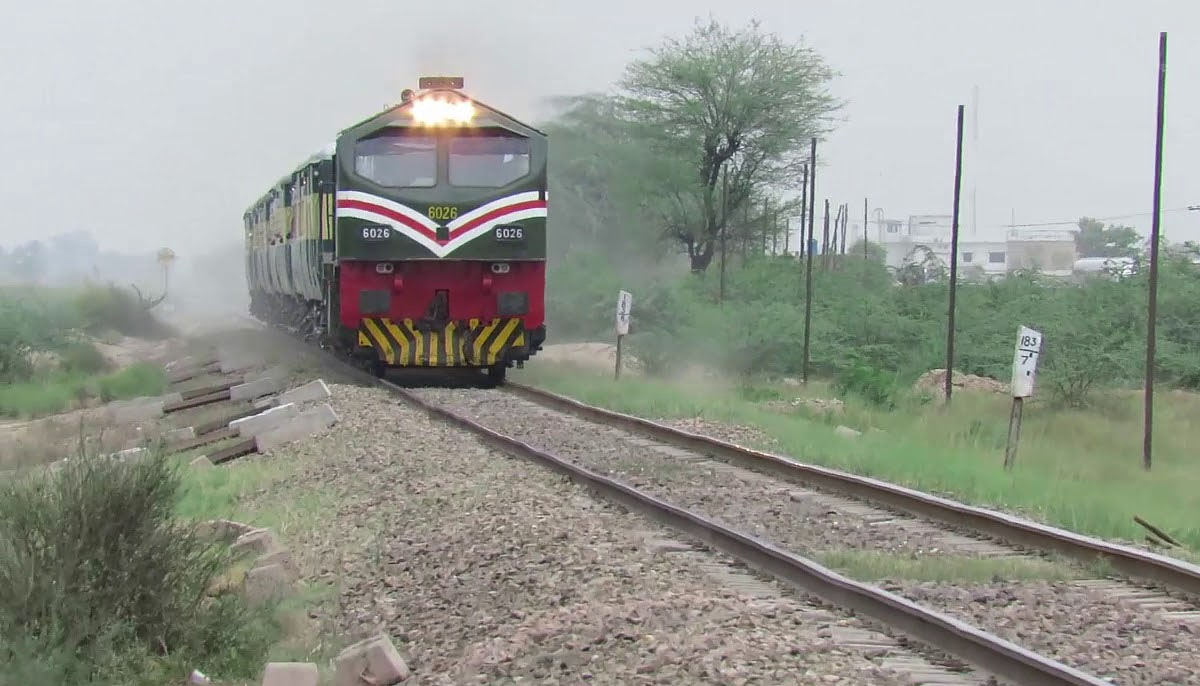 ریلوے کا سگنلنگ سسٹم اپنی مدت 1990میں مکمل کر چکا ہے
