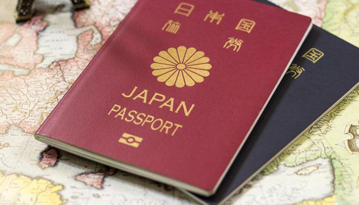 پاسپورٹس کے لحاظ سےجاپان دنیا کا طاقتور ترین،پاکستان آخری 6ممالک میں شامل
