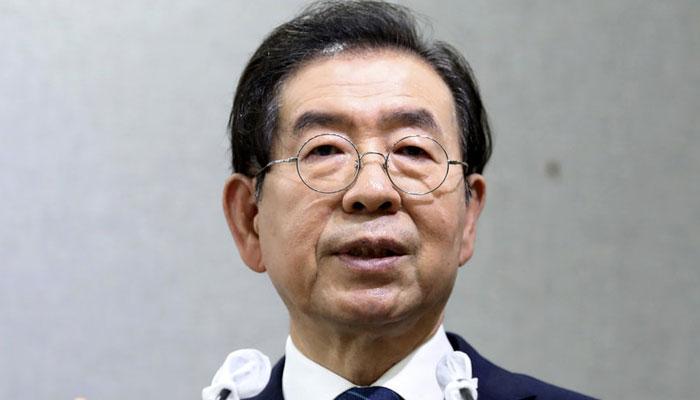 جنوبی کوریا، دارالحکومت سیول کے میئر مردہ پائے گئے