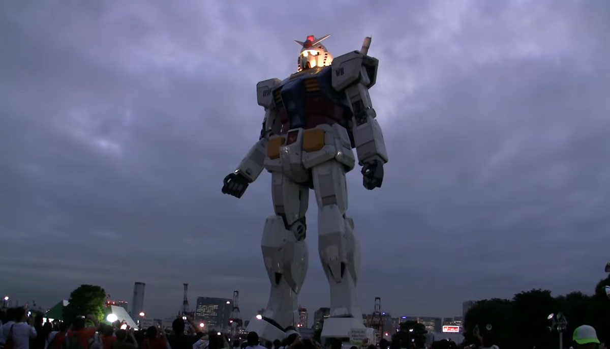 جاپان میں کھلاڑیوں کو انسانوں کے بجائے روبوٹس کی داد