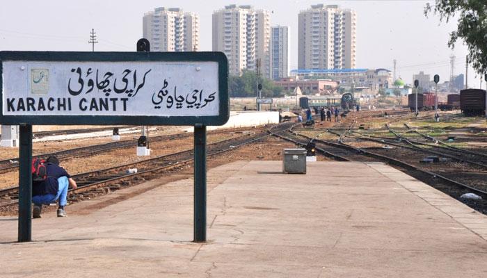 کینٹ اسٹیشن میں مسافر ٹرین سے ایک شخص کی لاش ملی، شناخت نہ ہوسکی