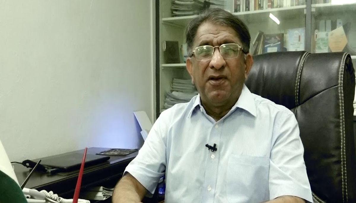 کٹھن حالات کا مثبت حکمت عملی سے سامنا کیا، ڈاکٹر فیض عباسی
