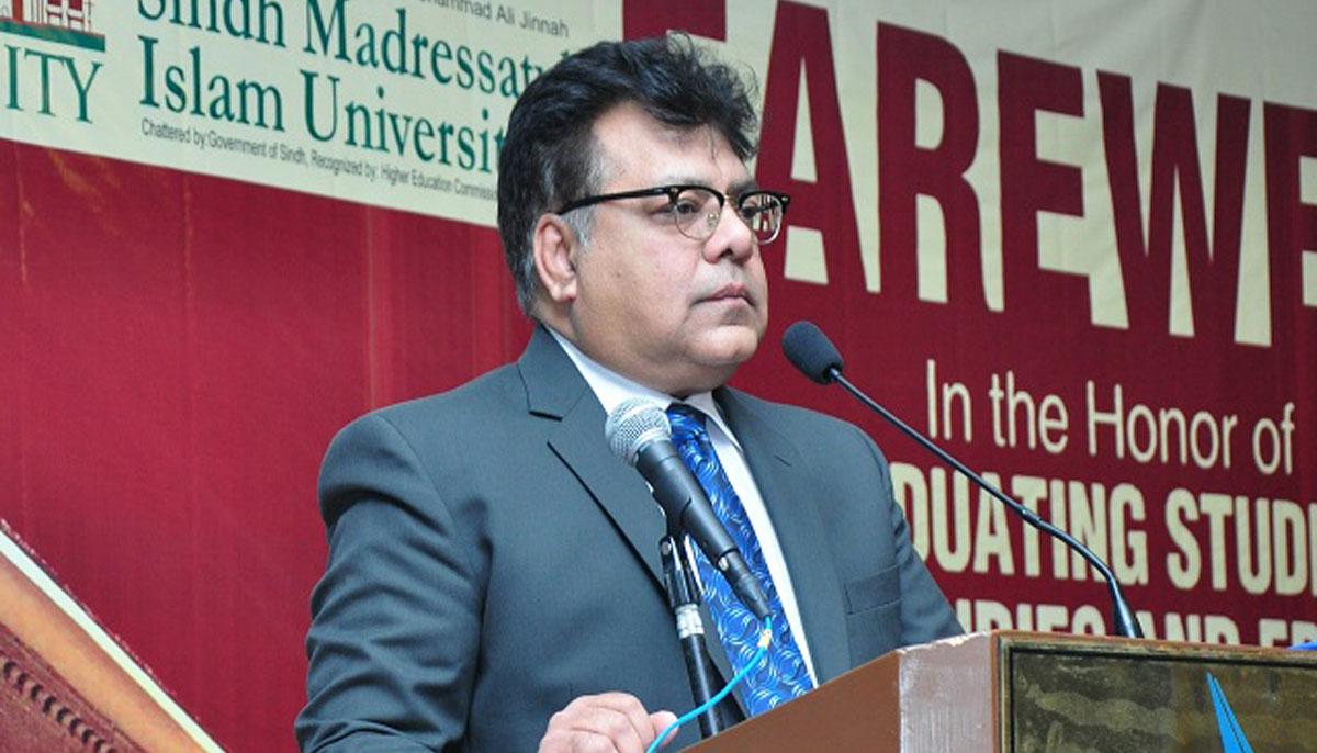 سندھ مدرسہ میں ہائبرڈ سسٹم ' آن لائن ڈگری پروگرام لائینگے، محمد علی شیخ