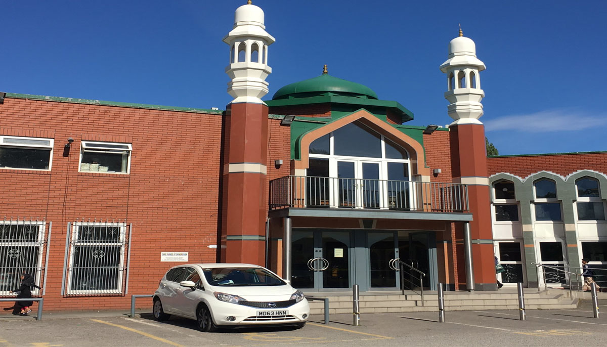 وٹفورڈ میں مساجد کھلنے پرکمیونٹی کا اظہار مسرت