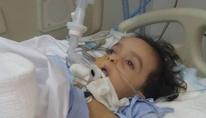 سعودی بچہ ناک صاف کرنے والا تنکا ناک میں ٹوٹ جانے کے باعث ہلاک