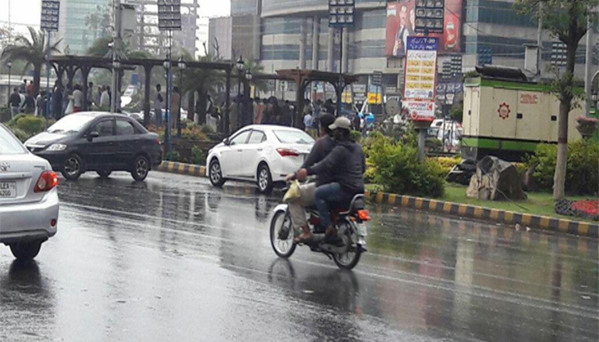 کراچی میں کل بارش کا امکان