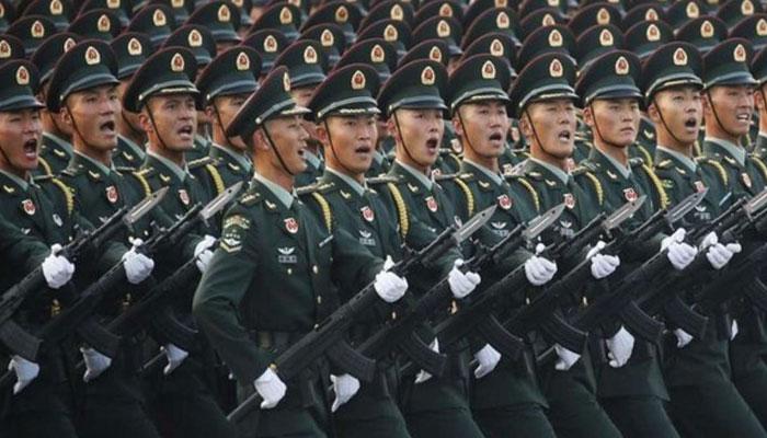 پیپلز لبریشن آرمی طاقتور' مہذب اور پرامن فورس ہے،چین