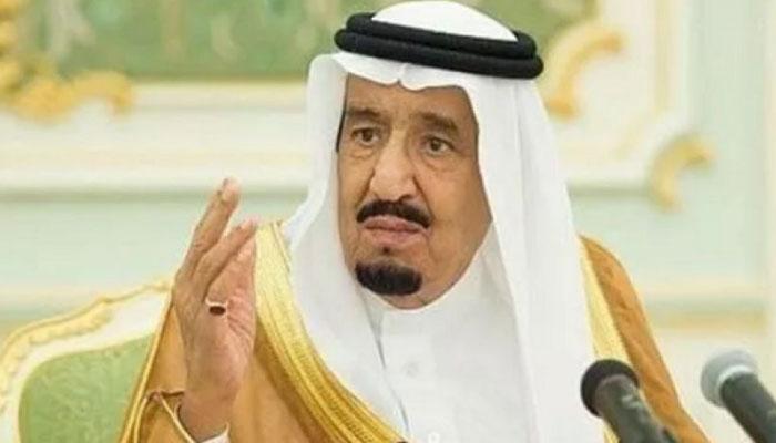 سعودی شاہ سلمان مکمل صحت یابی کے بعد اسپتال سے محل منتقل