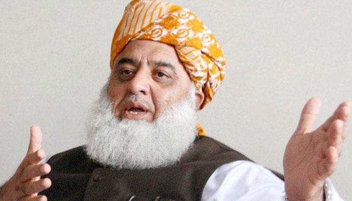 نااہل لاڈے اور اسکی ٹیم نے ملک کو مسائل سے دوچار کر دیا ہے، فضل الرحمٰن