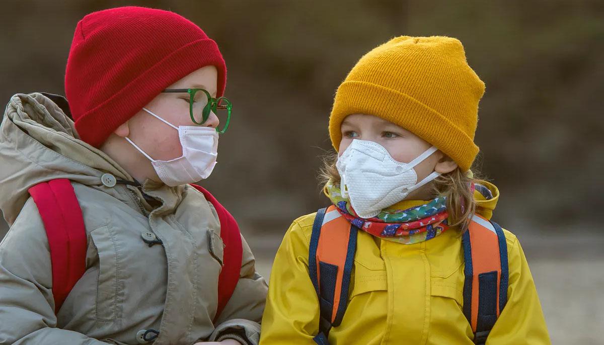 بچے بڑے پیمانے پر کورونا وائرس پھیلا سکتے ہیں،تحقیق