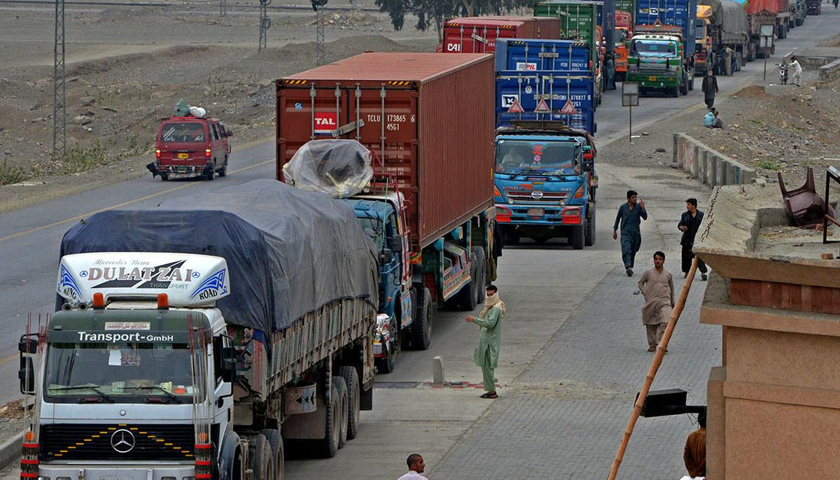 جنوب مشرقی سرحد سے ایران کی پاکستان کو برآمدات میں 26؍ فیصد اضافہ