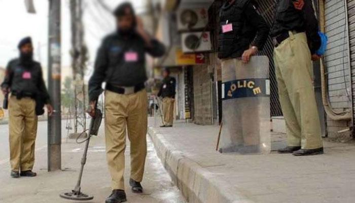 روات، پشاور اور کراچی میں دہشتگردی کا خطرہ