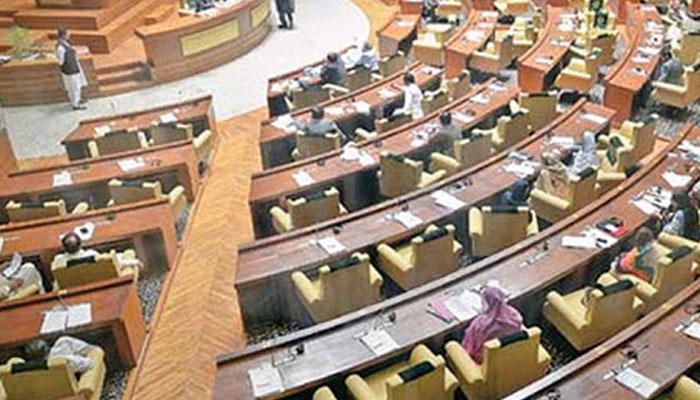 سندھ اسمبلی کا خصوصی اجلاس، کشمیری شہدا اور زخمیوں کے لیے دعا