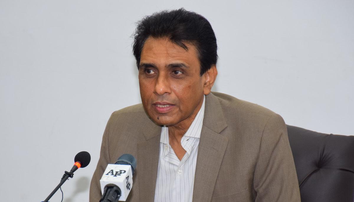 خالد مقبول کی نہال احمد کے انتقال پر تعزیت