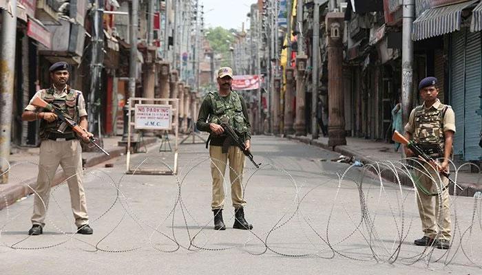 غیرملکی صحافیوں کو مقبوضہ کشمیر کی صورتحال کی رپورٹنگ سے روک دیا گیا